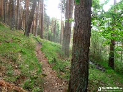 Peña Quemada-Ladera de Santuil; niveles noguera ribagorçana calzado para senderismo frente batalla m